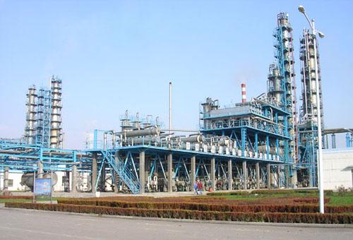 山东华星石油化工集团项目